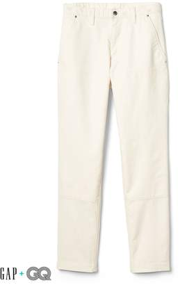 Gap + GQ Kinfolk carpenter pants