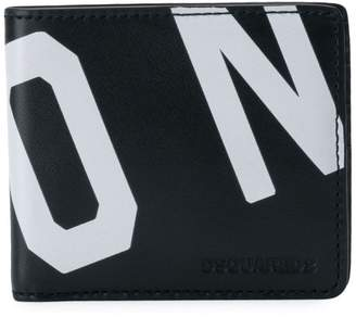 DSQUARED2 Icon card holder