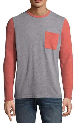 Arizona Colorblock Long Sleeve Top