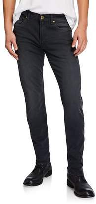 Paige Men's Lennox Skinny Jeans in TRANSCEND Denim