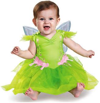 BuySeasons Disney Tinker Bell Deluxe Baby Girls Costume