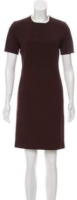 Agnona Short Sleeve Mini Dress