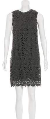 Dolce & Gabbana Virgin Wool Dress