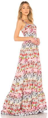 Alexis Galia Dress Crepe