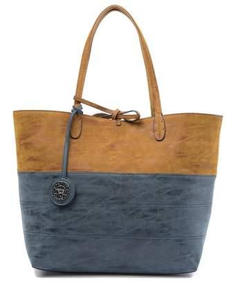 Sydney Love Reversible Colorblock Tote Bag