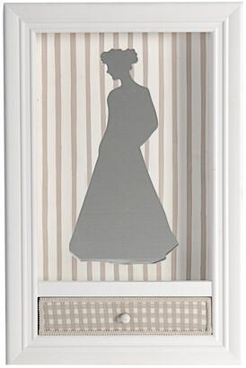 A&B Home Mirror Shelf