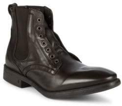 John Varvatos Bleecker Laceless Boots