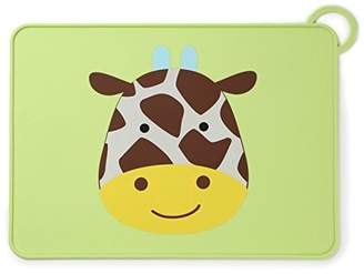 Skip Hop Zoo Fold and Go Silicone Placemat (Giraffe)