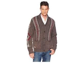 Lucky Brand Navajo Cardigan Sweater