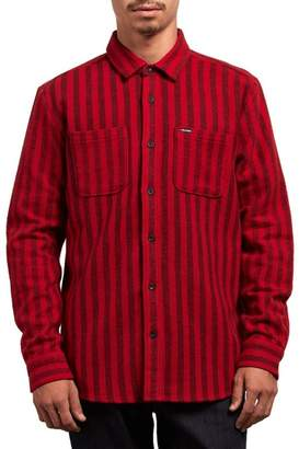 Volcom Shader Flannel Shirt