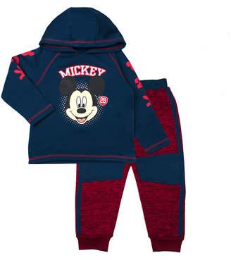 DISNEY MICKEY MOUSE Disney Mickey Mouse 2-pc. Pant Set Toddler Boys