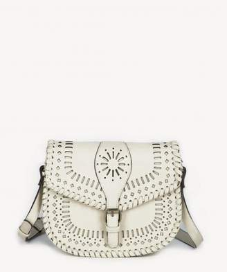 Sole Society Kianna lasercut saddle bag