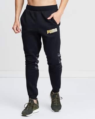 Puma Camo Sweat Pants
