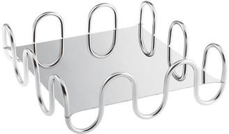 Sambonet Kyma Decorative Tray - Stainless Steel - Square