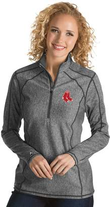 Antigua Women's Boston Red Sox Tempo Pullover