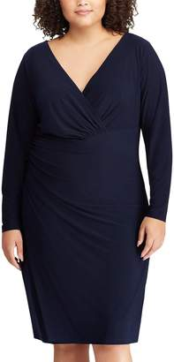 62dbd0dab8 Chaps Plus Size Dresses - ShopStyle