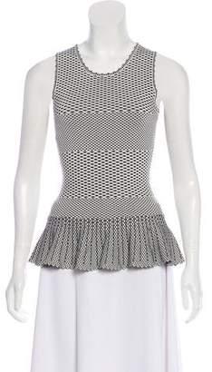 Ronny Kobo Sleeveless Knit Top