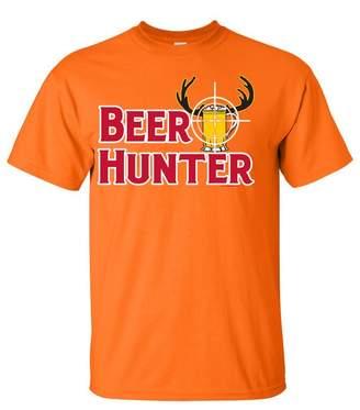 Hunter Dolphin Shirt Co Beer T-shirt/tee