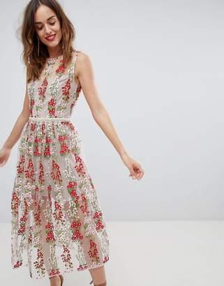 Bronx And Banco & Banco Poppy Midi Dress