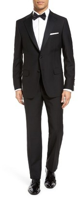 Men's Hickey Freeman Classic Fit Wool Tuxedo $1,595 thestylecure.com
