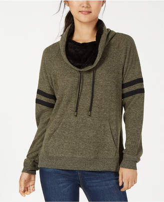 Ultra Flirt by Ikeddi Juniors' Fleece-Lined Sweatshirt