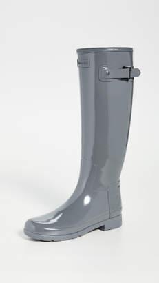 Hunter Boots Refined Tall Gloss Boots