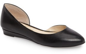 Women's Jessica Simpson Lynsey D'Orsay Flat $78.95 thestylecure.com