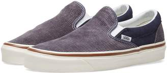 Vans Corduroy Classic Slip-On 98 DX