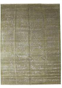 Ikat Collection Oriental Rug, 9'1 x 12'1