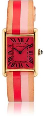 La Californienne Women's Cartier 1970s Tank Watch
