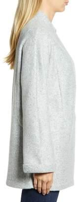 Caslon Novelty Knit Jacket