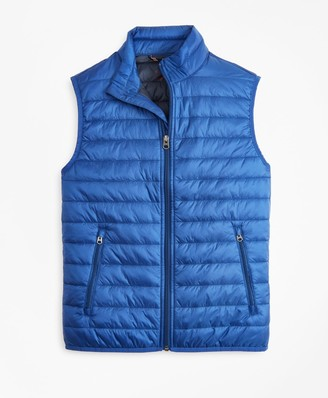 Brooks Brothers Kids Puffer Vest