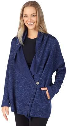 Cuddl Duds Women's Wrap Bed Jacket
