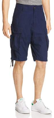 G-STAR RAW Rovic Loose 1/2 Relaxed Fit Shorts $130 thestylecure.com