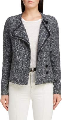 Isabel Marant Alapaca & Wool Knit Jacket