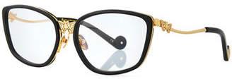 Karlsson Anna-Karin Mon Papillon Optical Frames w/ 3D Butterfly Detail