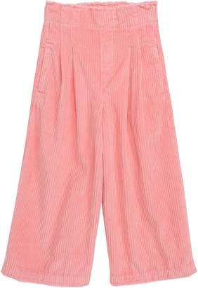 Stem Chunky Wide Leg Corduroy Pants
