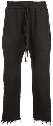 R 13 cropped sweatpants