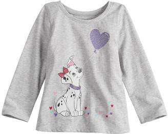 Disneyjumping Beans Disney's 101 Dalmations Glittery Graphic Tee by Disney/Jumping Beans