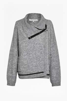 Great Plains Banging Boucle Wool Cardigan