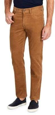 Nautica Straight-Fit Corduroy Jeans