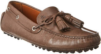 Dunhill Leather Tassels Driver