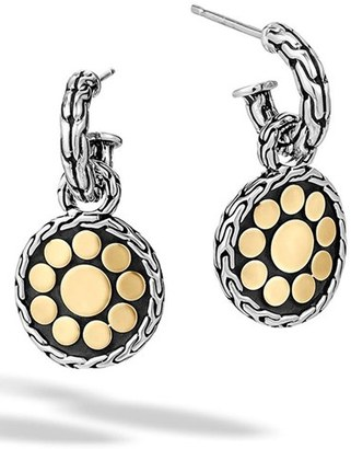 Women's John Hardy 'Dot' Drop Earrings $495 thestylecure.com