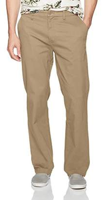 DC Men's Worker Relaxed Chino Pants