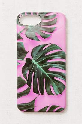Recover Palms On Pink iPhone Case