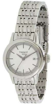 Tissot Carson Stainless Steel Ladies Watch T0852101101100