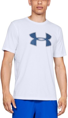 Under Armour Men's Charged Cotton Logo Tee