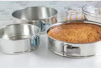 Fox Run Brands 3 Piece Springform Pan Set