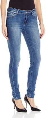 "kensie Women's 30"" Inseam Skinny Jean $58 thestylecure.com"