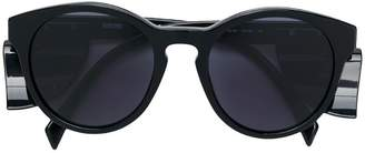 Moschino round sunglasses
